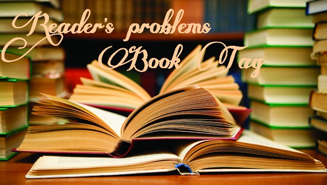 reader's problems book tag