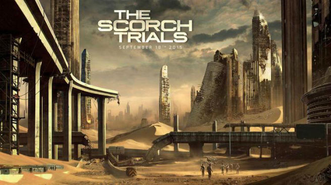 the scorch trials movie
