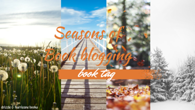 seasons of book blogging tag