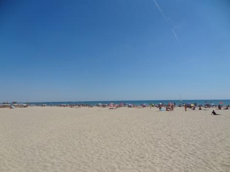 beach i montpellier