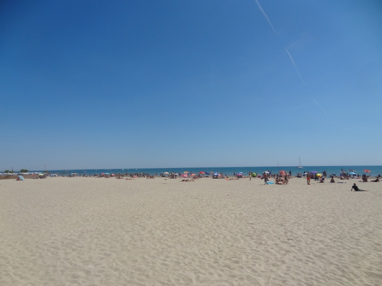 beach i montpellier