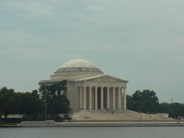 Thomas Jefferson Monument