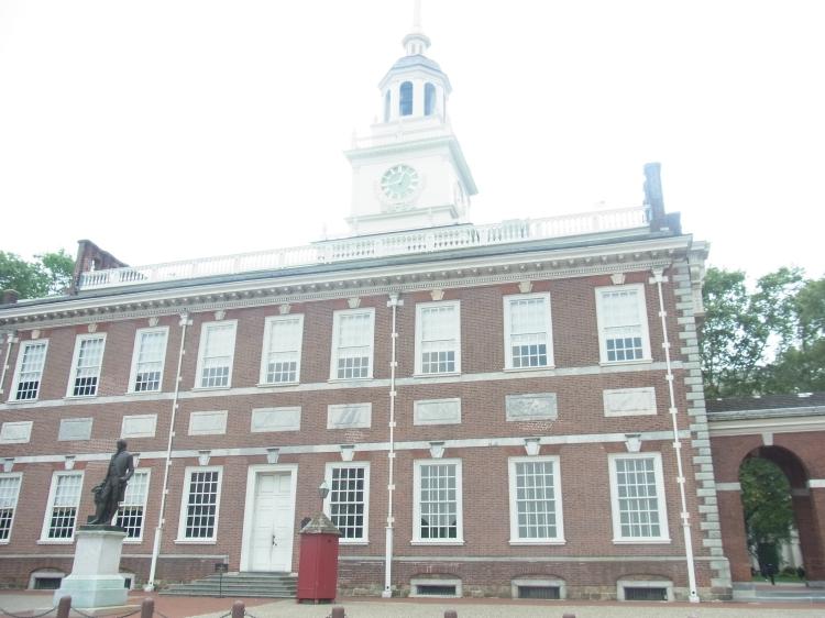 Independance Hall - Philadelphia