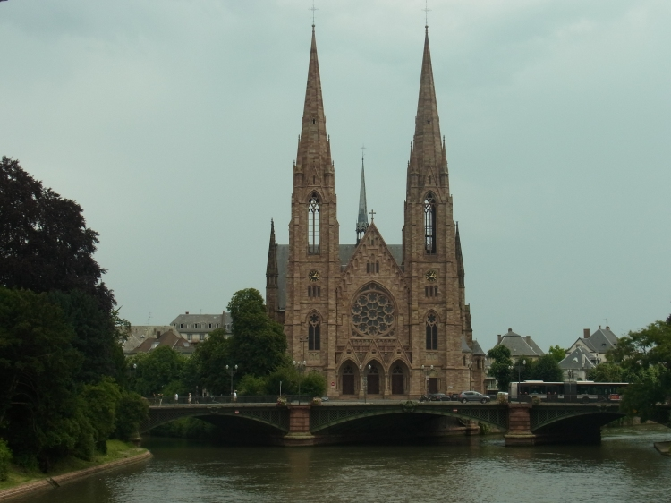 St. Paul's Church of Strasbourg